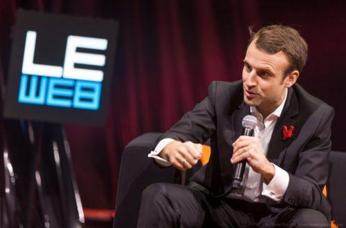 Article : Quel avenir pour les start-ups avec Emmanuel Macron ?