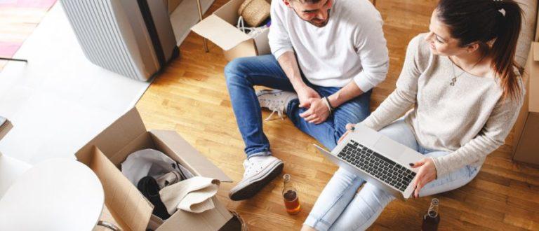 Article : Ces nouveaux services web pour le déménagement