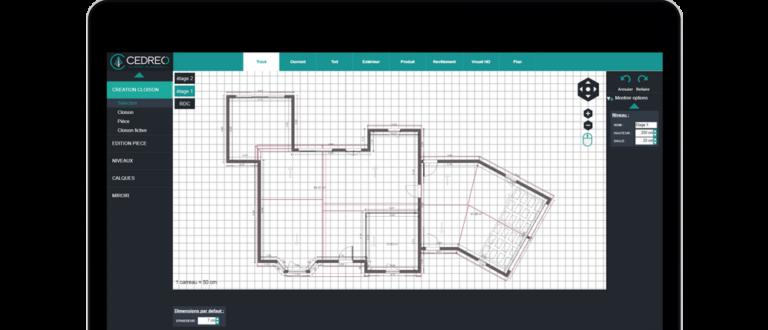 Article : A l'assaut de l'architecture 3D : Comment Cedreo gagne du terrain ?
